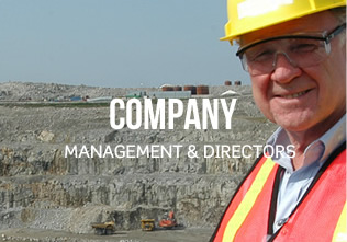Company: Management and Directors